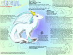 Whireal ~ Reference Sheet by LegendaryReshiram