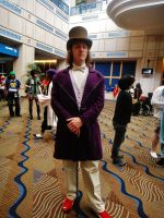 Metrocon 2012 - Candy Man by JavaCosplay