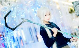 ROTG - Jack Frost (Gender Bend ver.) by Intelicca