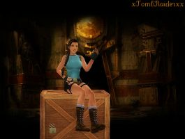 Got it :D by XTombRaiderxx