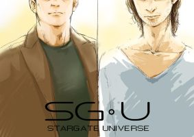 SGU:Doodle,backlighting by EuticphicL