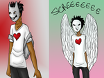 Zacharie Sketches by Chiyosen
