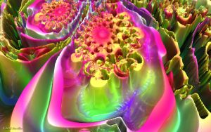 3D Fractal Wide 23 by Don64738