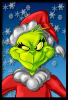 The Grinch by TheRealSurge
