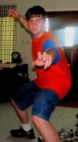 Gohan Cosplay... If You Can Call It That by BuickRegalRacecar56