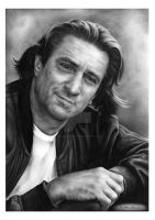 Mr. De Niro by AnaMariaMaxim