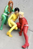 totally spies by GhostyGodhead