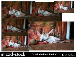 Greek Goddess Pack 6 by mizzd-stock