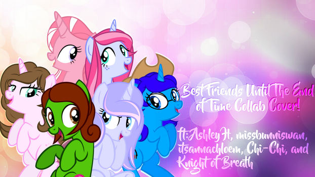 Cover Art: Best Friends Until The End of Time by SilverSwirls15