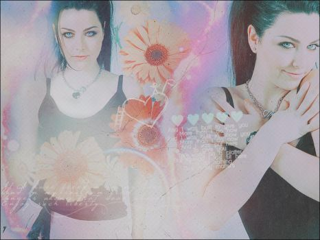 Evanescence Wallpaper 4 by Nothing-Ive-Become