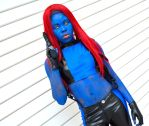 Mystique Cosplay! by OsatoCosplay