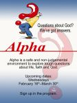 Alpha Poster by worshipgirl