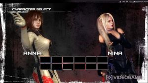 Nina and Anna Dead Or Alive 5 by SpyrousSeraphim