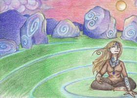Grounded by Spiralpathdesigns