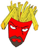 Frylock Colored by Lolzards