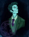 The Doctor by CaptainBubbels
