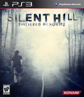 SILENT HILL shattered memories by cannabis97