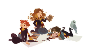 Important Wizarding by nna