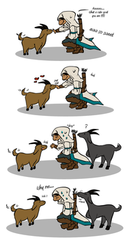 AC3 - Really that cute ? by RedViolett