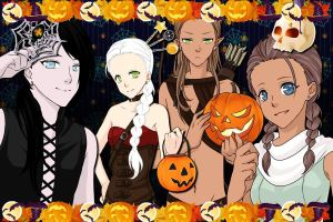 Ascension Halloween by PrincesaSevilla
