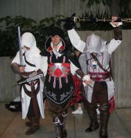 Assassins Sakura-Con 2010 by E7lover14
