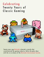 NES Advertisment by dxprog