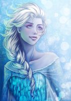 Ice Queen by Corbenix25
