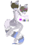 Lavender Shore :OPEN AUCTION: by InkQueenPilus