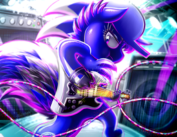 Neptune - Plug In and SHRED by NeppyNeptune