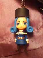 Juvia keychain (Fairy Tail Vol. 3 Set) by Umnei