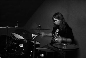Drummer by narvils