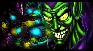 Green Goblin by Nyster7