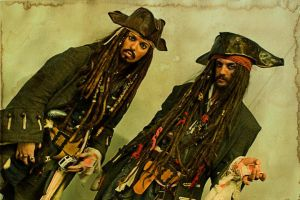 Who is the real Jack sparrow? by CaptJackSparrow123