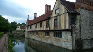 Ightham Mote III by aberlioness