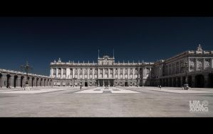 Palacio Real de Madrid by couleur