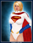 Powergirl IV - Always yours by poserfan