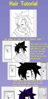 Hair Tutorial by Niji-Panda