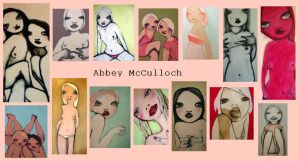 Abbey McCulloch by wasting-time88