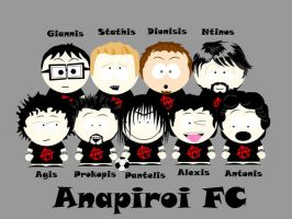 Anapiroi FC by petgrill