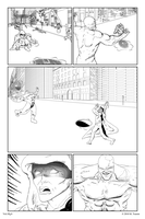 Defenders of the Gene pg8 inks by CoconutMikeNIke