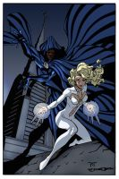 Cloak and Dagger - color by Juggertha
