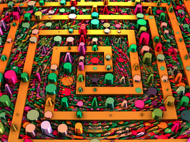 Novelty Labyrinth by tiffrmc720