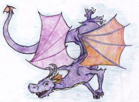 Because I'm a Dragon by zule-of-fire