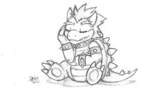 Bowser by mytigertail