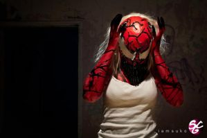 Carnage Cosplay - 6 by GhostXS
