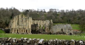 Rievaulx Abbey by smallsofthamish