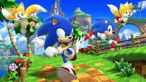 Sonic Generations by Silversonicvxd