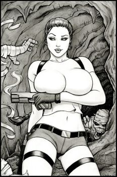 Tomb Raider by rplatt