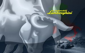 Lamborghini Wallpaper by evolution99