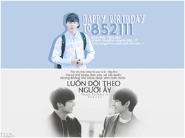 [Quotes Cover] Gift from Linggchi to 852111 by linhchinie